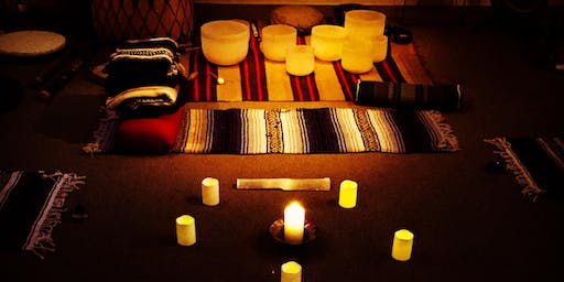 Full Moon Cacao Ceremony.  Alchemical Sound Bath