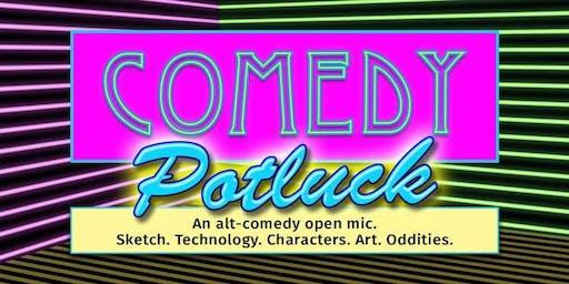 Comedy Potluck: No Stand Up, No Improv Comedy Show