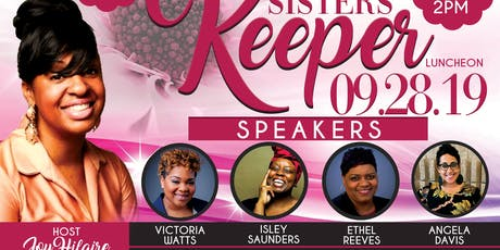 Am I my sisters keeper ? tickets
