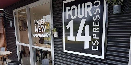 FOUR14 Cafe CONCERT
