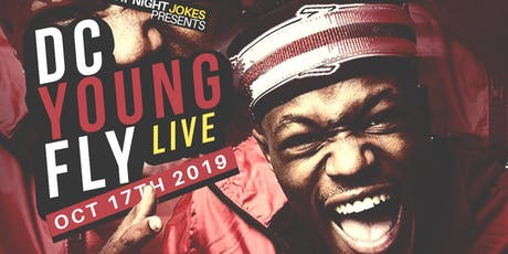 Come Wild N Out in Dayton,Ohio with DC Young fly late comedy show tickets