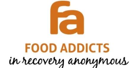 Food Addiction (FA) tickets