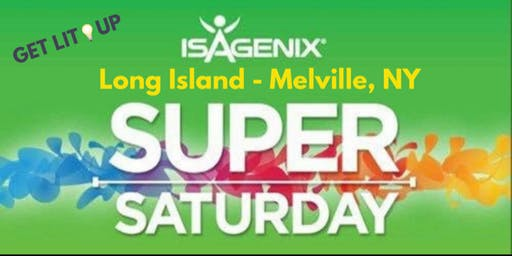 Super Saturday - Long Island September 21, 2019