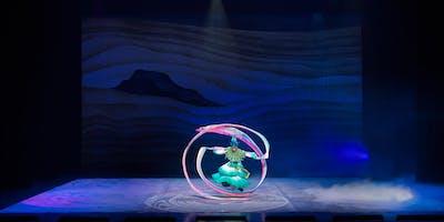 2019Lahti Fringe--The Creation Myths Of China--Original Work Huai Opera