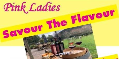 PINK LADIES - SAVOUR THE FLAVOUR tickets
