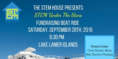 STEM Under The Stars: A Fundraising Experience - Yacht Party