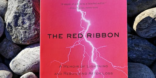 Reading from The Red Ribbon, A Memoir of Lightning and Rebuilding After Loss