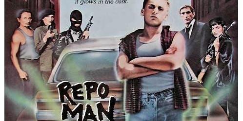 Cult Movie Night (Repo Man)