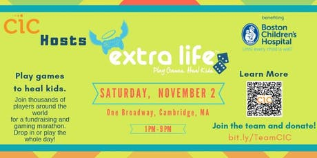 Extra Life Game Day Presented by CIC tickets