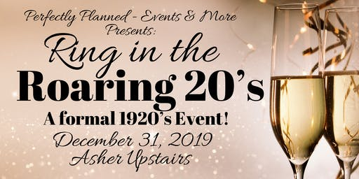 Ring in the Roaring 20's!