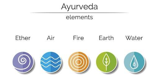 ¿Conoces tus elementos principales según Ayurveda?