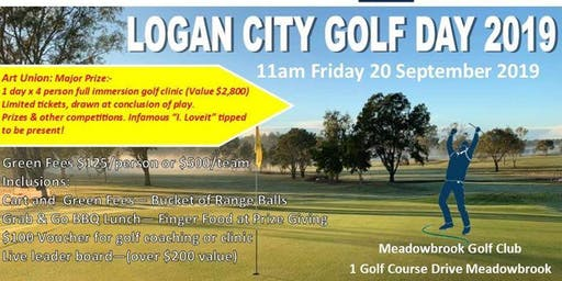 Logan City Golf Day 2019