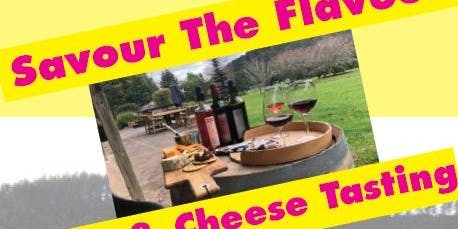 PINK LADIES - SAVOUR THE FLAVOUR - WINE & CHEESE TASTING