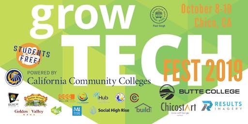 growTECH FEST 2019 - Oct 8-10