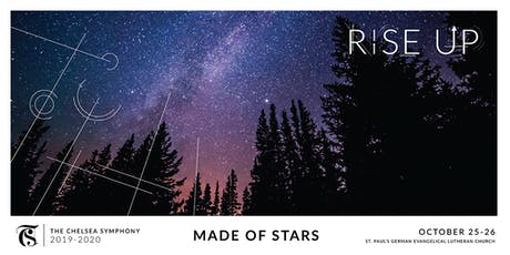 The Chelsea Symphony: MADE OF STARS feat. Montgomery, Mozart 41 tickets