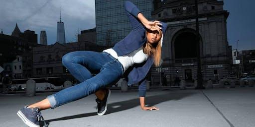Bot n Sole-Beginner Hip Hop Dance Class