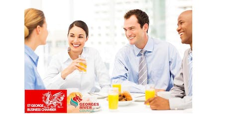 St George Business Breakfast 2019 tickets