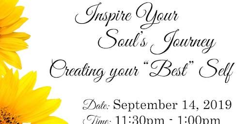 """INSPIRE YOUR SOUL'S JOURNEY"" WITH JO'ANNE SMITH, SPIRITUAL LIFE COACH/SALT LAKE MEDIUM"