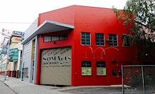 SOMArts Cultural Center logo