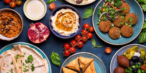 Middle Eastern Autumn Mezze (Sept. 24 @ 6 PM)  |  Savor the Season + Feed Your Wanderlust