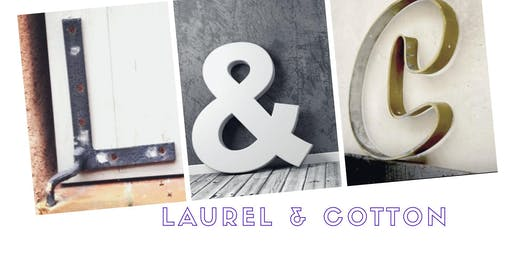 Open Journal Day at Laurel & Cotton