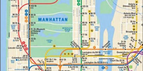 NYC Underground Mystery & History Scavenger Hunt tickets