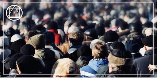 """Palestra em S José Campos-""""A superação do conflito e o futuro da humanidade"""""""