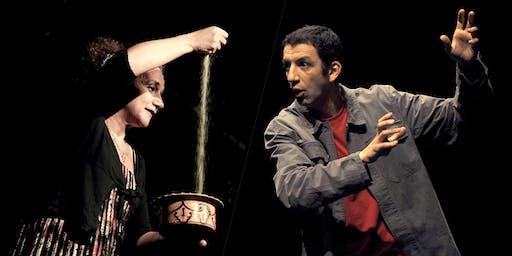 Le Festin de Babel : Histoires d'immigration  (Aini Iften et Rachid Bouali)
