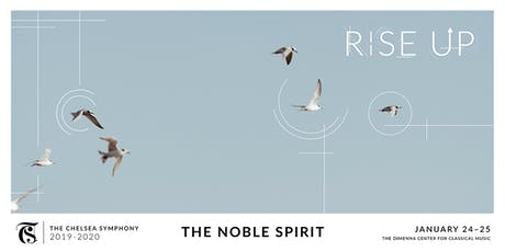 The Chelsea Symphony: THE NOBLE SPIRIT feat. Higdon, Prokofiev 5 tickets