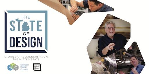 the State of Design - Michigan Designers: Short Film Documentary Premier