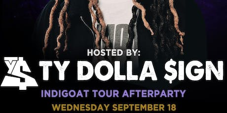 Ty Dolla $ign @ Noto Philly Sept 18 tickets