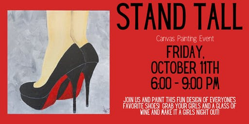 Girls Night Out Canvas Painting Event