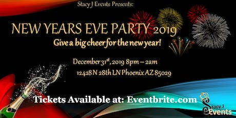Stacy J's New Years Party tickets