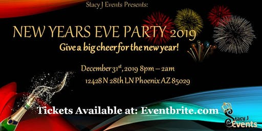 New Year New Me -New Years Party