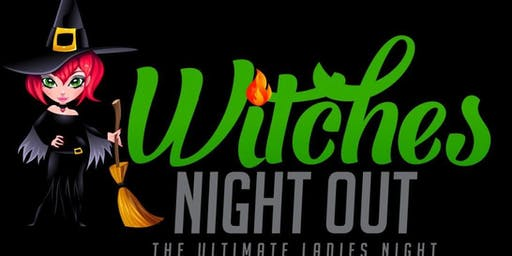Witches Night Out Clinton 2019