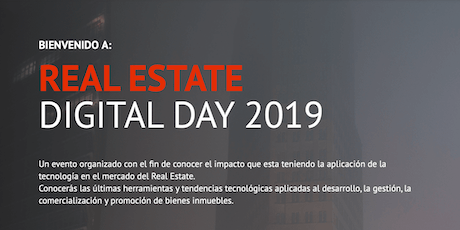 #REDD2019 - Real Estate Digital Day - 4ta EDICION entradas