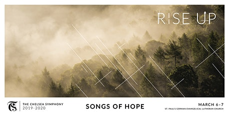 The Chelsea Symphony: SONGS OF HOPE feat. Intl Womens Day Celebration tickets