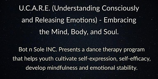 Dance Therapy for Youth/Children: Dance As If UCARE!
