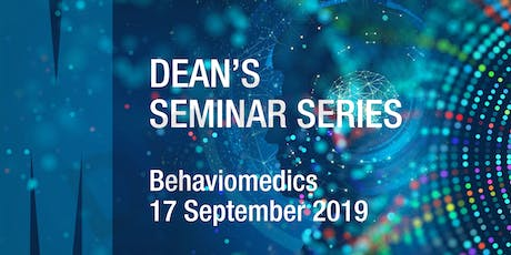 Dean's Seminar Series: Behaviomedics | Dr. Michel Valstar tickets