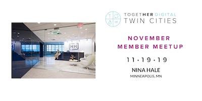 Together Digital Twin Cities | November Member Meetup