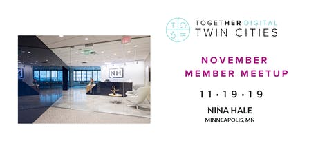 Together Digital Twin Cities   November Member Meetup tickets