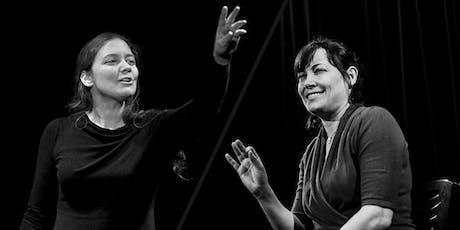 Contes à faire rougir les fraises (Yolaine) + L'Iliade (Marie Lupien-Durocher) tickets