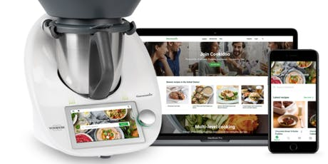 FREE Online workshop: Cooking with Cookidoo.com.au tickets