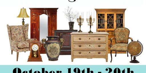The Friends of the Court - Antiques & Vintage Sale