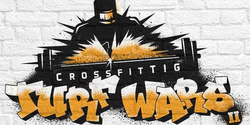 CrossFit TIG Turf Wars 2 Competition