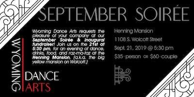 September Soiree & Hoopla