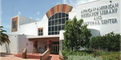 2019 Friend of the African-American Research Library and Cultural Center Luncheon