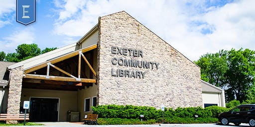 College Financial Workshop at the Exeter Community Library
