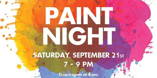 KGO Adult Literacy Program Presents Paint Night!