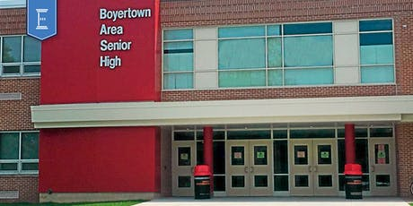 College Financial Workshop at Boyertown Area Senior High School tickets